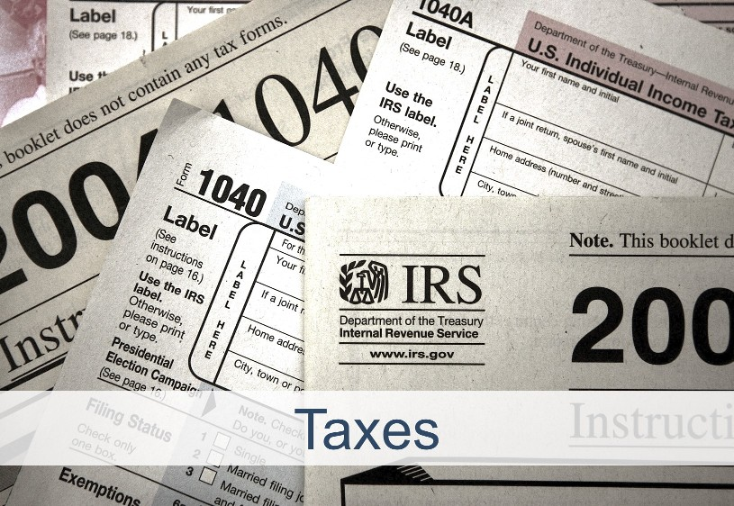 Taxes  MPN Inc. Business Owners